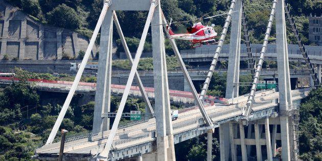 """Gênes: le """"pont de Brooklyn italien"""" était devenu le symbole d'une gouvernance défaillante bien avant..."""