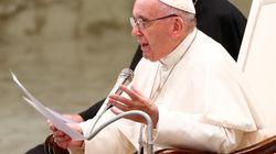 Le Vatican entre