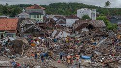 Le bilan du tsunami en Indonésie monte à 373