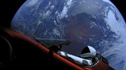 La Tesla d'Elon Musk ne va pas polluer l'orbite terrestre (mais c'est un vrai