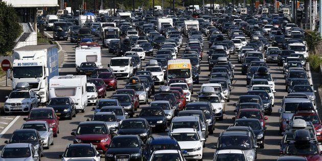 Info trafic: samedi rouge selon Bison futé dans le sens des