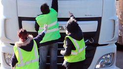 À Saint-Étienne-du-Rouvray, des gilets jaunes ont pourchassé un camion bulgare sur plusieurs