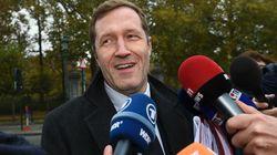 Le ténor socialiste belge Paul Magnette refuse de mener la liste du PS français aux