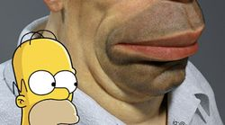 À quoi ressemblerait Homer Simpson dans la vraie vie? Un artiste a répondu à cette