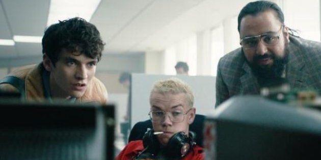 Les trois acteurs déjà connus de cet épisode interactif de Black Mirror de la saison 5: Will Poulter,Fionn...