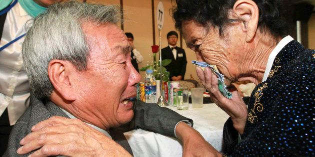 Rencontres en Corée comme un homme étranger