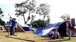 L'île de Lombok en Indonésie frappée par de multiples séismes, plusieurs
