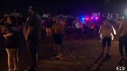 Un orage fait s'écrouler une structure lors d'un concert des Backstreet Boys et fait 14