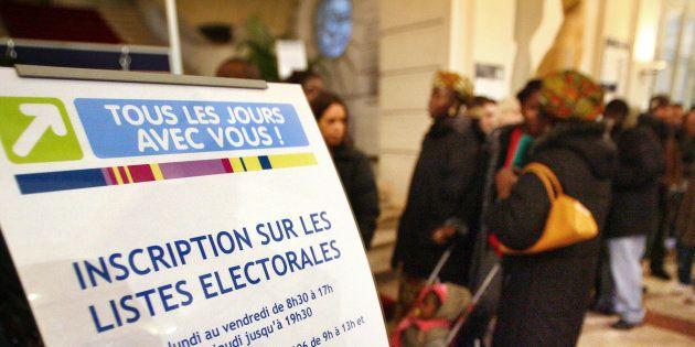 Désormais, les Français peuvent s'inscrire sur les listes électorales jusqu'à deux mois avant le