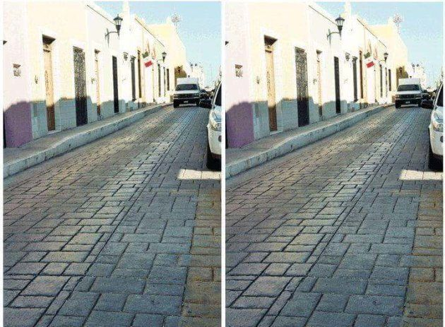 Illusion d'optique: ces deux photos sont exactement les