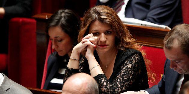 Marlène Schiappa à l'Assemblée nationale le 13 juin