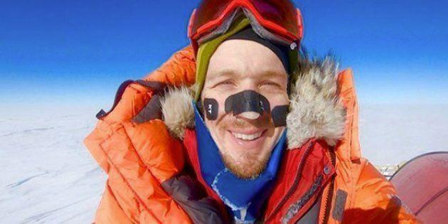 Il aura fallu 54 jours à Colin O'Brady pour parcourir les 1.600km de son périple