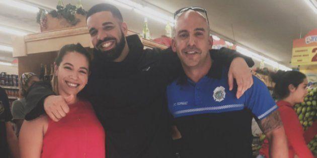 Quand Drake paye les courses des clients d'un supermarché à