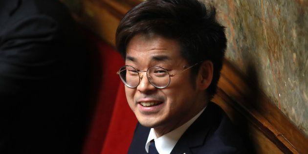 Le député LREM Joachim Son Forget va recevoir une lettre d'avertissement de la part de son parti