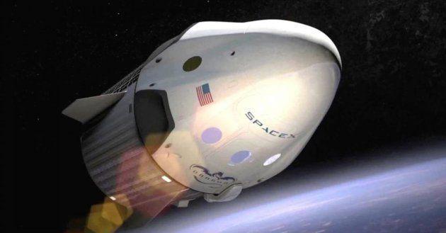 Le vaisseau Crew dragon de SpaceX devrait aller dans l'espace en janvier