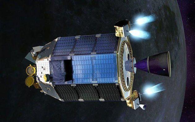 La sonde Chandrayaan