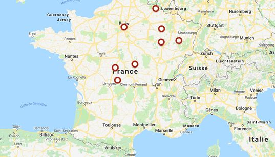 Paris, Nièvre, Martinique... la carte des départements qui ont perdu le plus