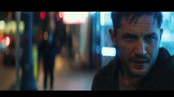 Tom Hardy se dévoile en alter-égo maléfique de Spider-Man dans