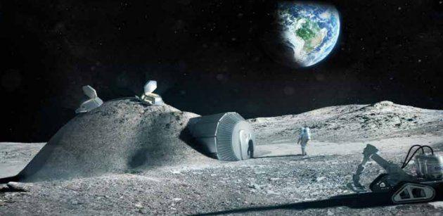 Un rapport estime que le minage de ressources spatiales et les usines orbitales pourraient rapporter