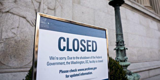 Cela fait déjà près d'une semaine que l'État fédéral américain tourne au ralenti. La faute à des différends...