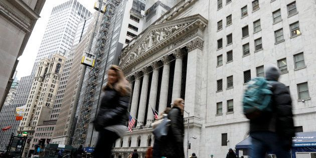 Nouveau coup de tabac à Wall Street ce 8 février