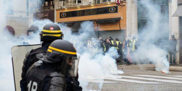 Depuis le début du mouvement des gilets jaunes, la police des polices a ouvert 48 enquêtes pour violences...