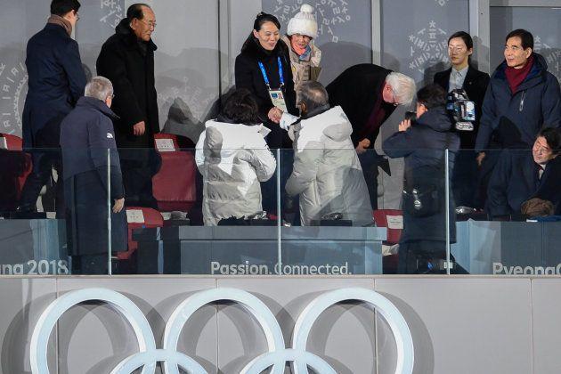 Les Jeux olympiques d'hiver 2018 de Pyeongchang ont rompu la glace avec la cérémonie