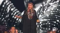 Aux VMAs, l'hommage de Madonna à Aretha Franklin n'a pas convaincu tout le