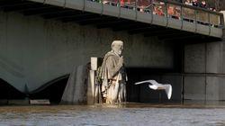 BLOG - La crue de la Seine et l'épisode neigeux nous en disent beaucoup sur