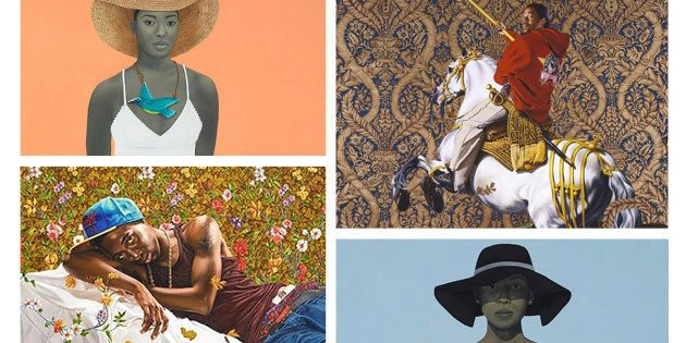 Les artistes choisis par les Obama pour leur portrait officiel vont sérieusement dépoussiérer le