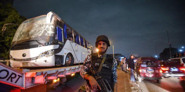 40 terroristes tués après l'attaque contre des touristes en