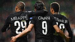 Les images des maillots Air Jordan que le PSG portera en Ligue des Champions ont