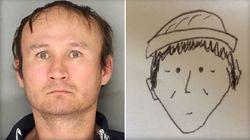 Ce dessin (très) amateur a aidé la police à identifier un