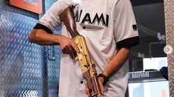 En vacances à Miami, Karim Benzema tire au