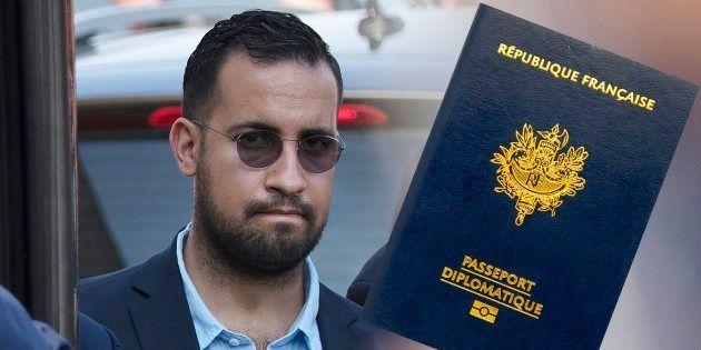 Affaire Benalla: qu'est-ce qu'un passeport