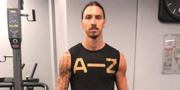 La marque de vêtements de Zlatan Ibrahimovic s'est faite zlataner (et fait