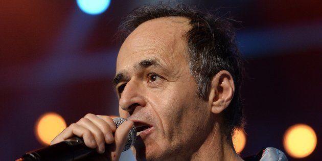 Jean-Jacques Goldman lors d'un concert