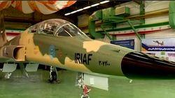 L'Iran dévoile son 1er avion de chasse en pleine montée des tensions avec les