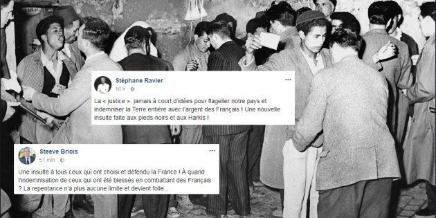 La France reconnaît un droit de pension aux victimes algériennes de la guerre d'Algérie, le FN