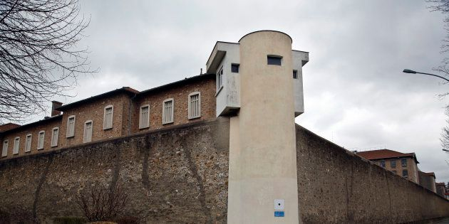 Un détenu s'évade de la prison de Fresnes (Photo d'illustration de la prison de Fresnes prise le 15 janvier