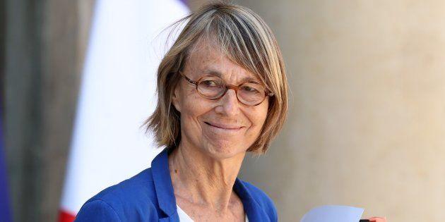 Françoise Nyssen (ici le 3 août à l'Élysée) encore épinglée pour des travaux non déclarés dans sa maison
