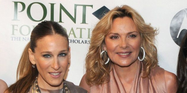 Le message incendiaire de Kim Cattrall
