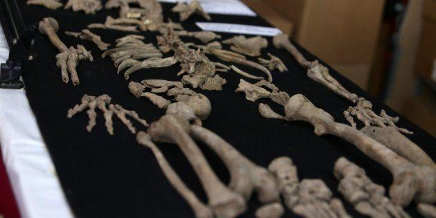 On a découvert au Pérou les sépultures d'une civilisation qui vivait 2000 ans avant les