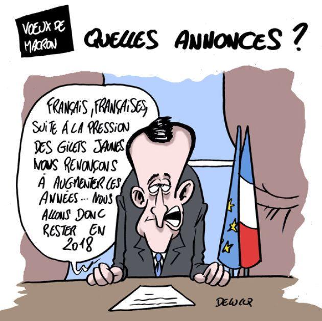 On sait ce que Macron va annoncer ce