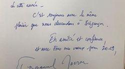 Le maire de Bormes-les-Mimosas dévoile le mot de Macron après son séjour à