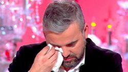 Alexis Corbière n'a pu retenir ses larmes dans