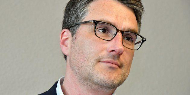 Florent Boudié, député LREM, porte plainte après des tags sur sa