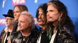 Le leader d'Aerosmith menace Donald Trump de lui faire un