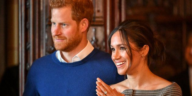 Le mariage du prince Harry et de Meghan Markle se