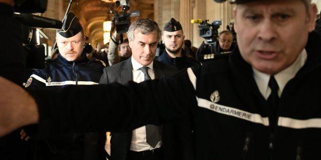 Jérôme Cahuzac, condamné à 3 ans de prison ferme pour fraude fiscale, de retour devant les